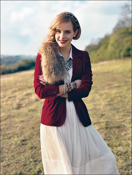 Margareta Vania Fashion Inspiration Emma Watson