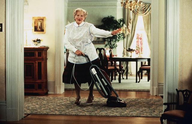 Mrs. Doubtfire,Robin Williams, 5 stars