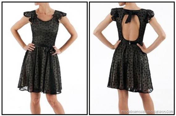Las Oreiro: vestidos colección primavera verano 2012