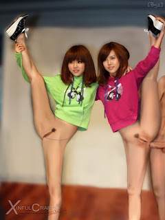 touch real girl nude 3 d