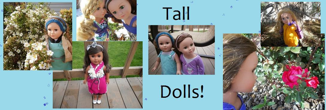 Tall Dolls