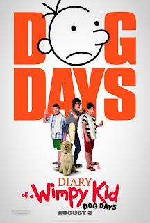 Ver online:El diario de Greg 3 : Dias de perros (Diary of a Wimpy Kid: Dog Days) 2012