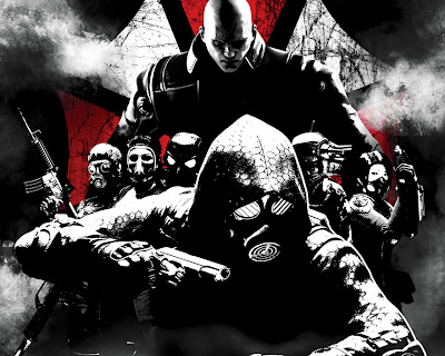 New Resident Evil Operation Raccoon City Game Wallpaper