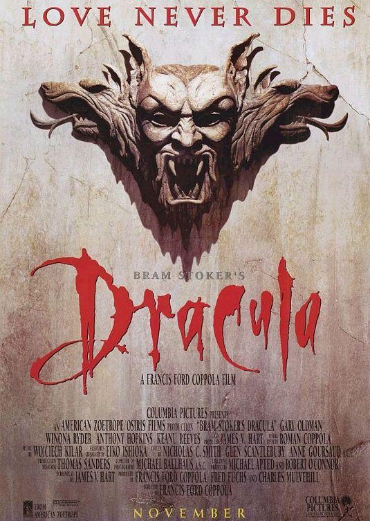 Dracula 1992 poster