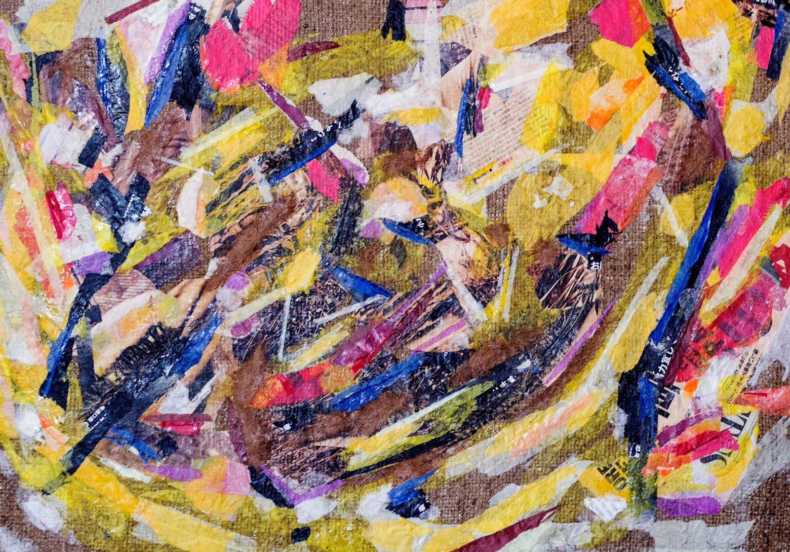 Best   Wallpaper Horse Collage - GJGillesie-TheAnimalsIveTrapped-collage-14  HD_355749.jpg