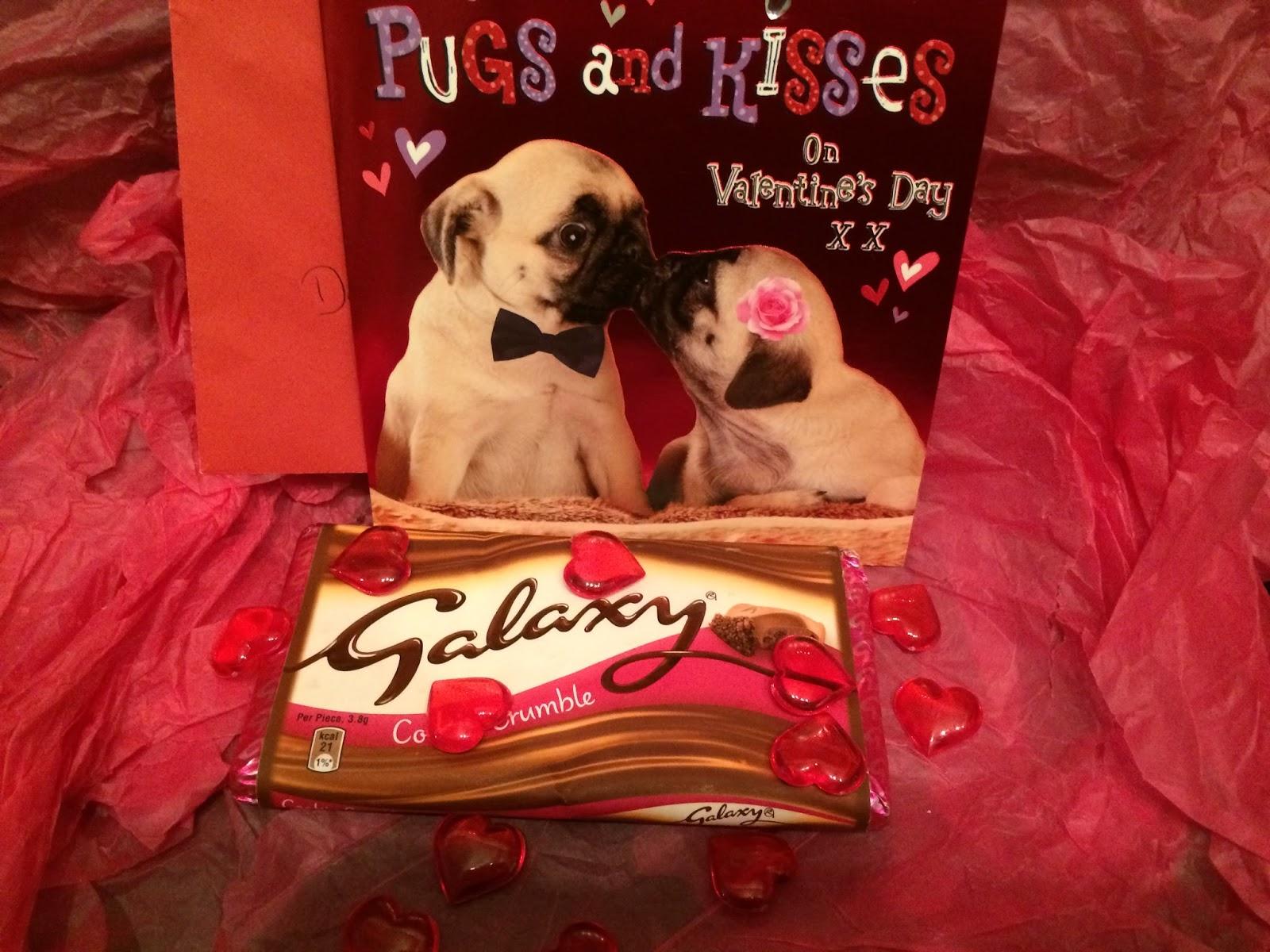 Valentine's Day blogger Secret Swap
