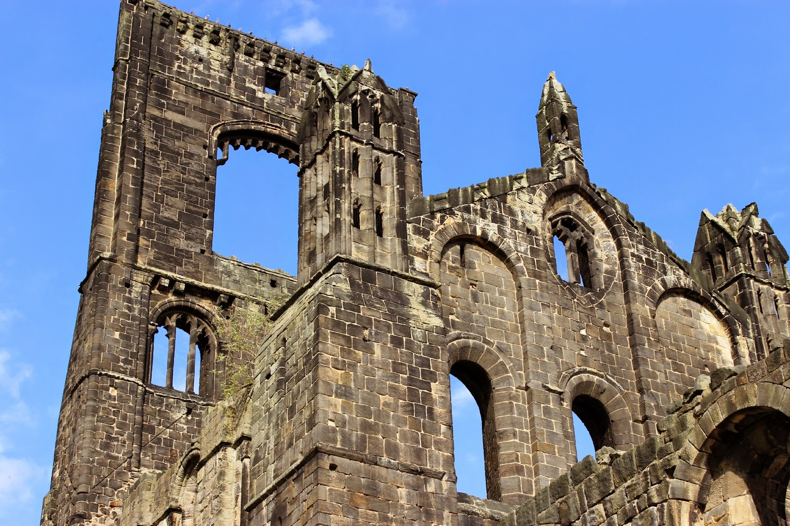 Picture of Kirkstall Abbey, Leeds