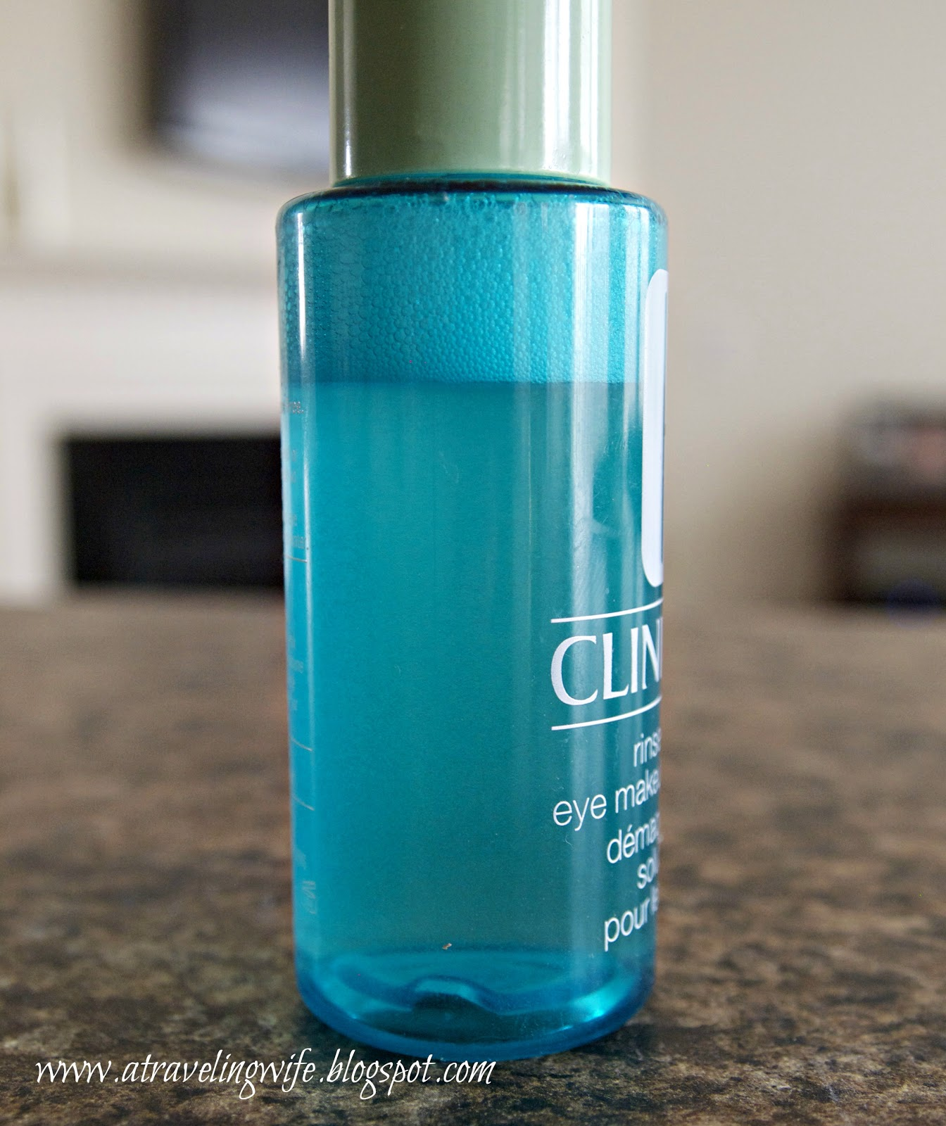 A traveling wife diy eye makeup remover for Where is clinique made