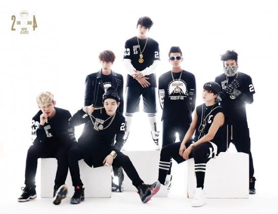 MV Debut Boyband Baru Big Hit - Bangtan Boys (BTS)
