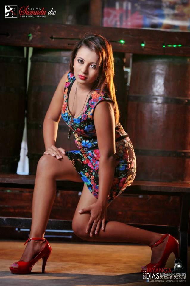 Shani Shenaya Wickremasinghe sexy new