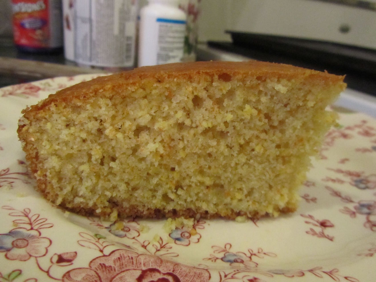 Creative savv all out of baking powder heres the substitute i tender cake like cornbread crispy crust but soft and cake like inside no baking powder just used baking soda and vinegar instead ccuart Choice Image