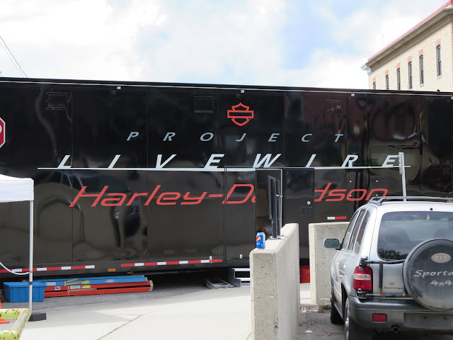 """Harley-Davidson LiveWire """"Experience"""""""