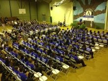 Homeland Security graduates first Corps of Homeland Youth