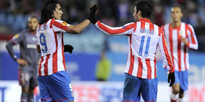Atletico Madrid 3 - 1 Rennes (1)