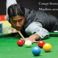 MUHAMMAD ASIF: NEW WORLD SNOOKER CHAMPION from Faisalabad