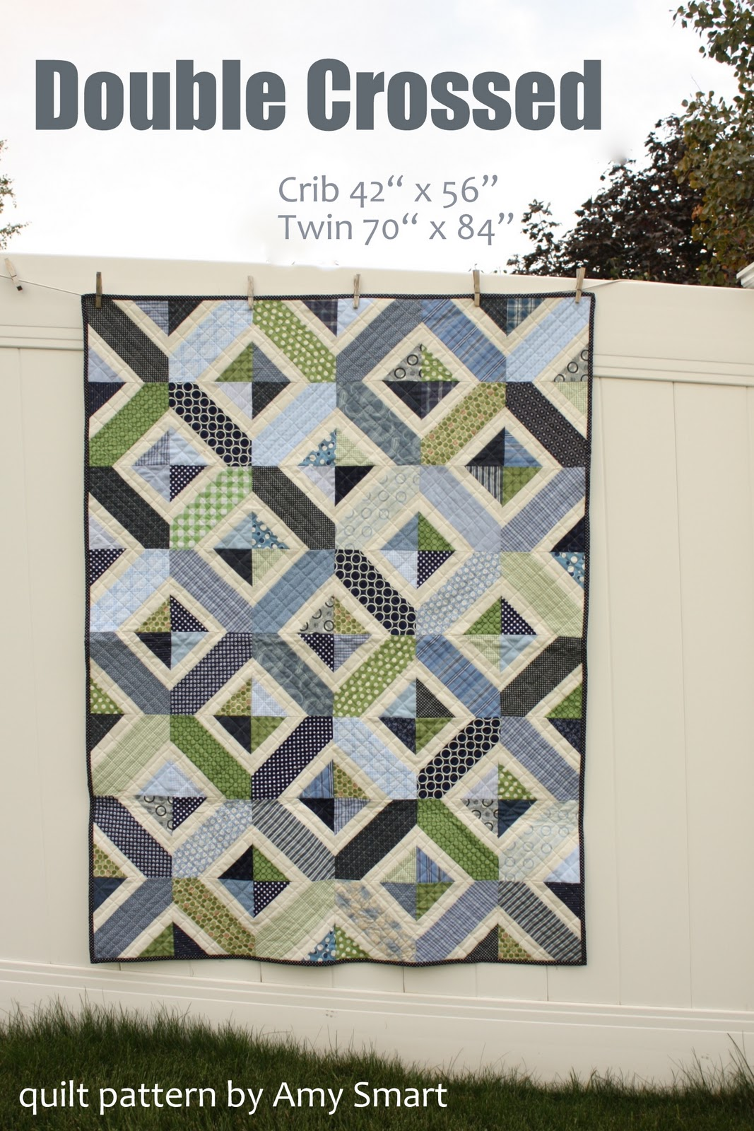 Crib size quilts for sale - Shop Amy Smart Quilt Patterns
