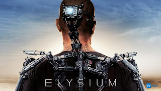 Elysium Movie Matt Damon HD Wallpaper