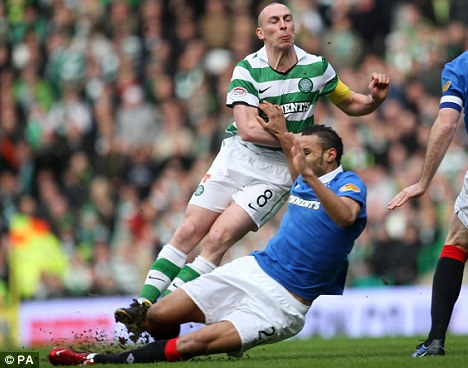 Bartley for best tackle of the season on Scott Brown...