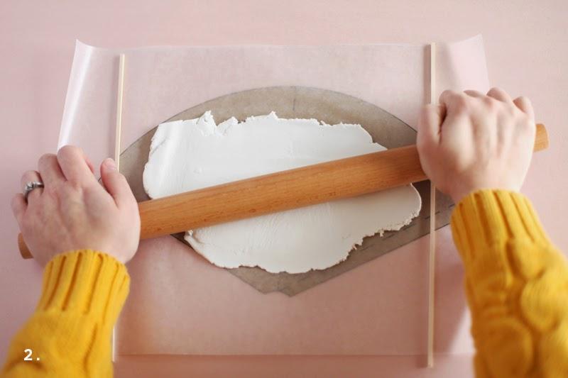 Fanales de Ceramica en Frio