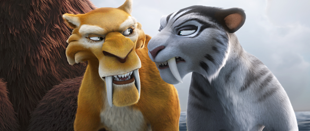 BULLETIN  Movie Ice Age Continental Drift Shira