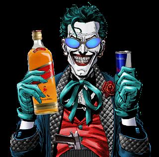 DC Universe The Joker 7-Inch Plush - Funko - Batman