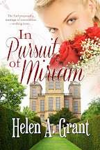 IN PURSUIT OF MIRIAM BY HELEN A. GRANT