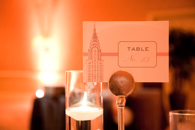 table numbers for YOUR wedding Here are some of my favorite ideas