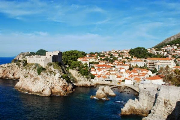 Dubrovnik always, always appears on one of these lists.