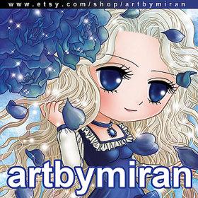 November's Sponsor Art By Miran