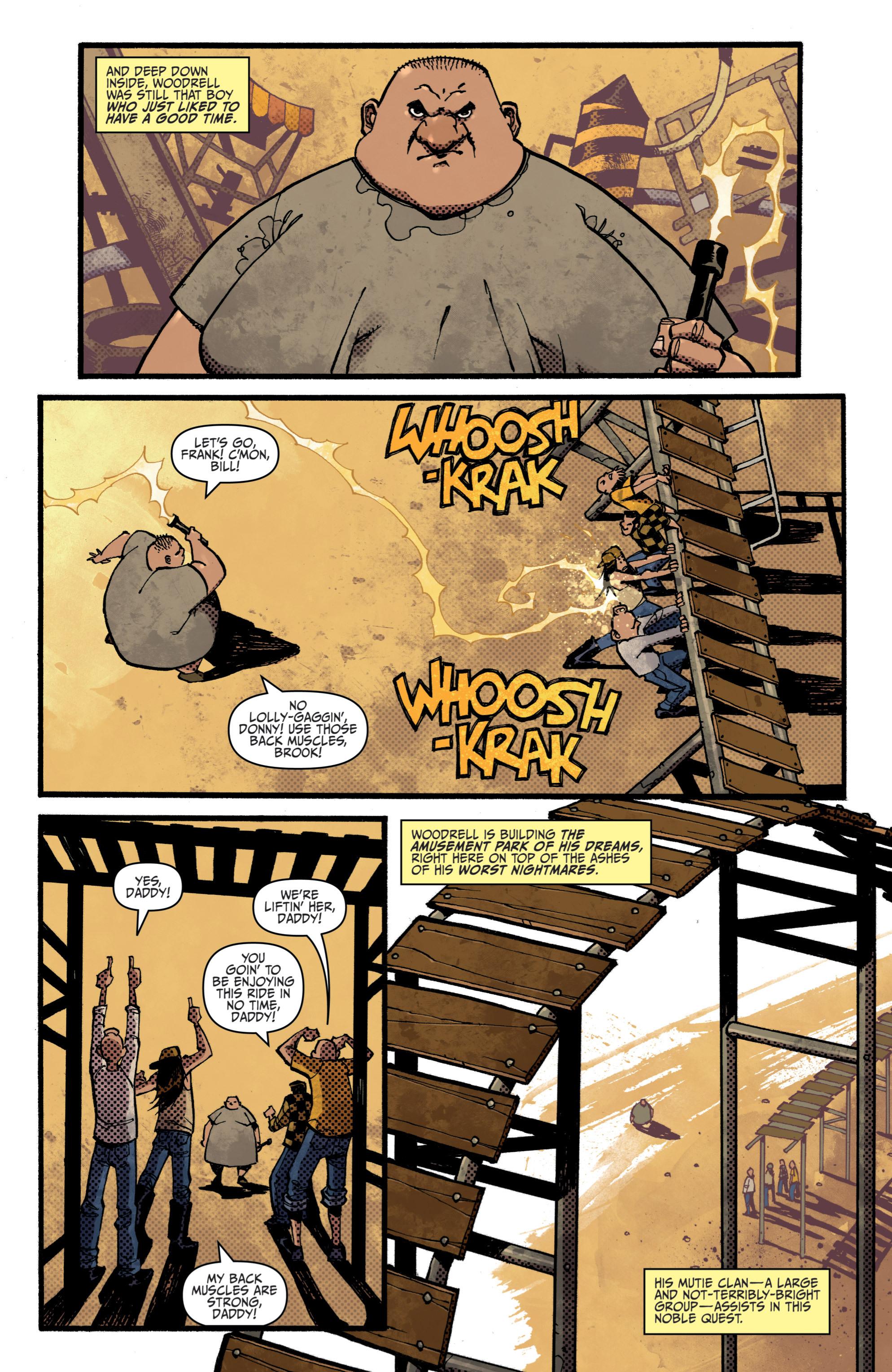 Read online Judge Dredd (2012) comic -  Issue # _TPB 3 - 15