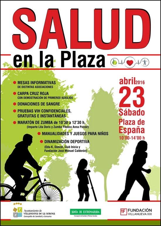 Salud en la Plaza