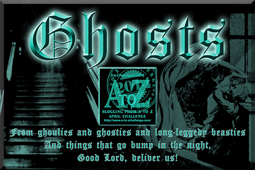 From ghoulies and ghosties and long-leggedy beasties and things that go bump in the night, Good Lord, deliver us!