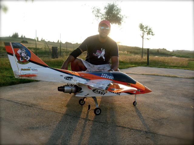FoxCub, mi primer avión...