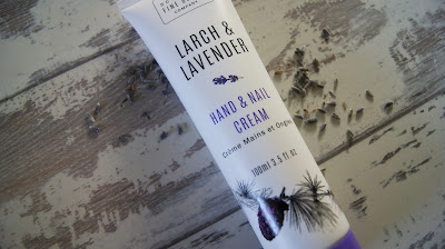 Scottish Fine Soaps Larch & Lavender Hand & Nail Cream