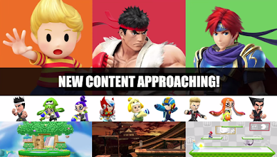 Smash Bros Direct: New Content Approaching! - We Know Gamers