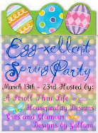 Spring/Easter Blog Party