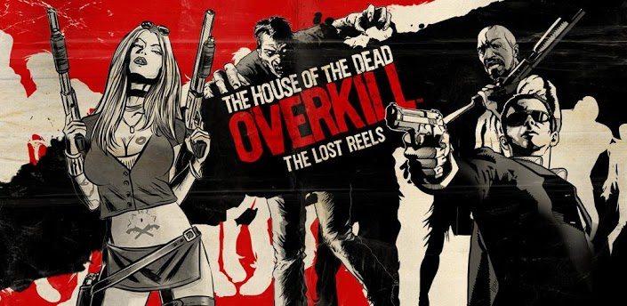 The House of the Dead Overkill: The Lost Reels para Android e iPhone