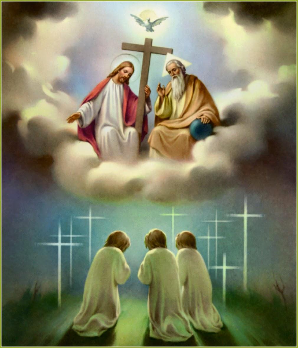 está sentado a la derecha de Dios Padre Todopoderoso; desde allí ...
