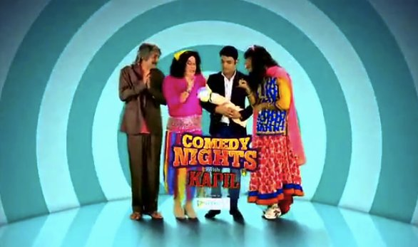 Comedy Nights With Kapil 4th Oct 2015