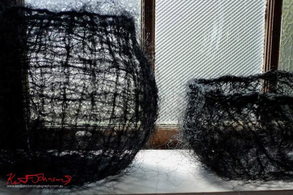 Sandy Wilkenfeld - Woven Work