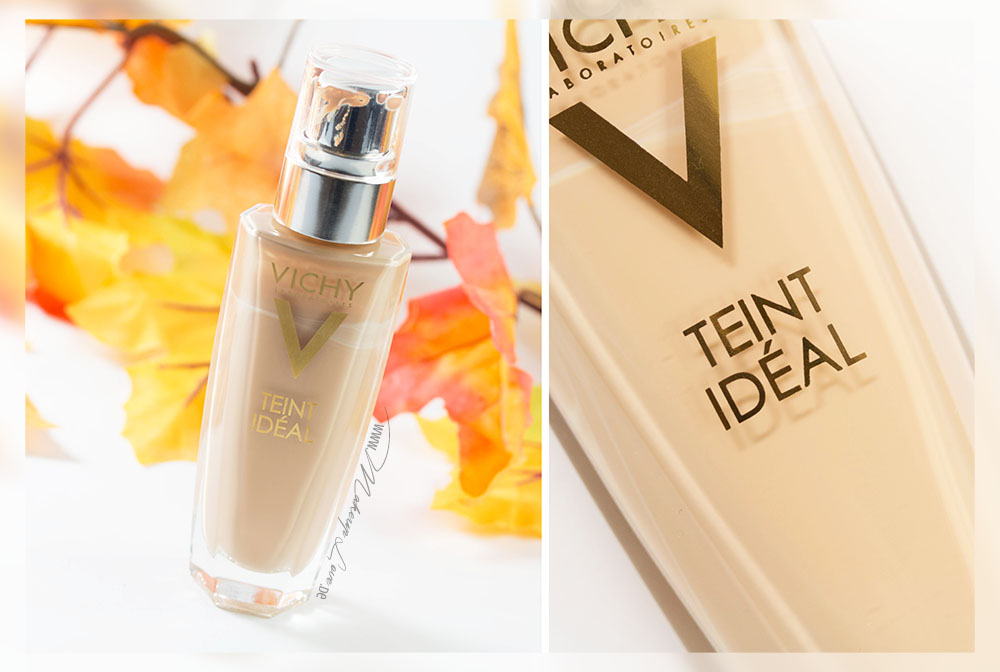 Vichy Teint Ideal Makeup Foundation Erfahrung
