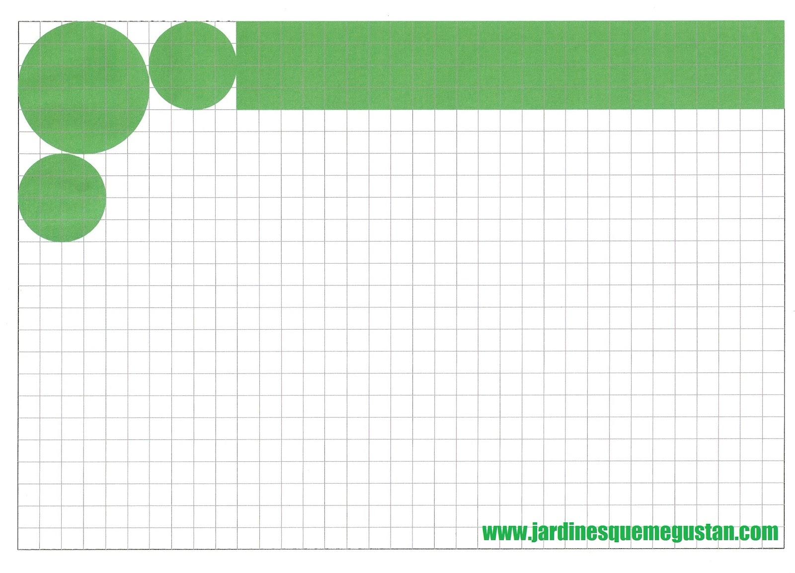 Jardines Que Me Gustan: Consulta, diseño y plantilla
