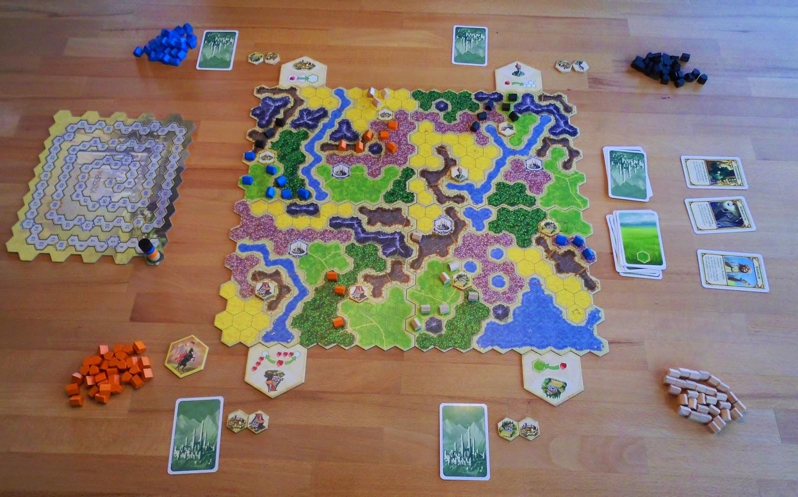 brettspiel kingdom builder