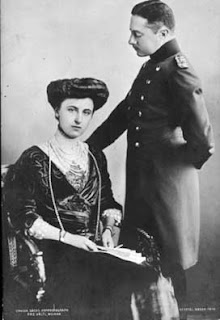 Wilhelm Ernst et Feodora de Saxe-Weimar-Eisenach