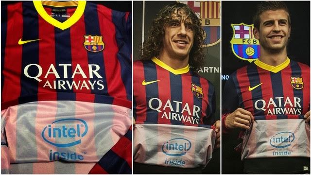 FC Barcelona Intel