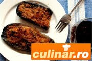 Vinete umplute cu carne la cuptor - culinar.ro
