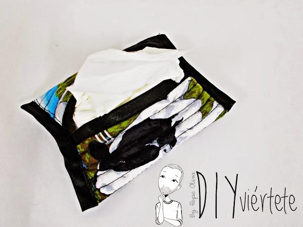 DIY-costura-técnica envivado-funda-bolsita-pañuelos-cordones