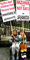 Stop Kochi Wars against the defenseless Hazaras in Behsood