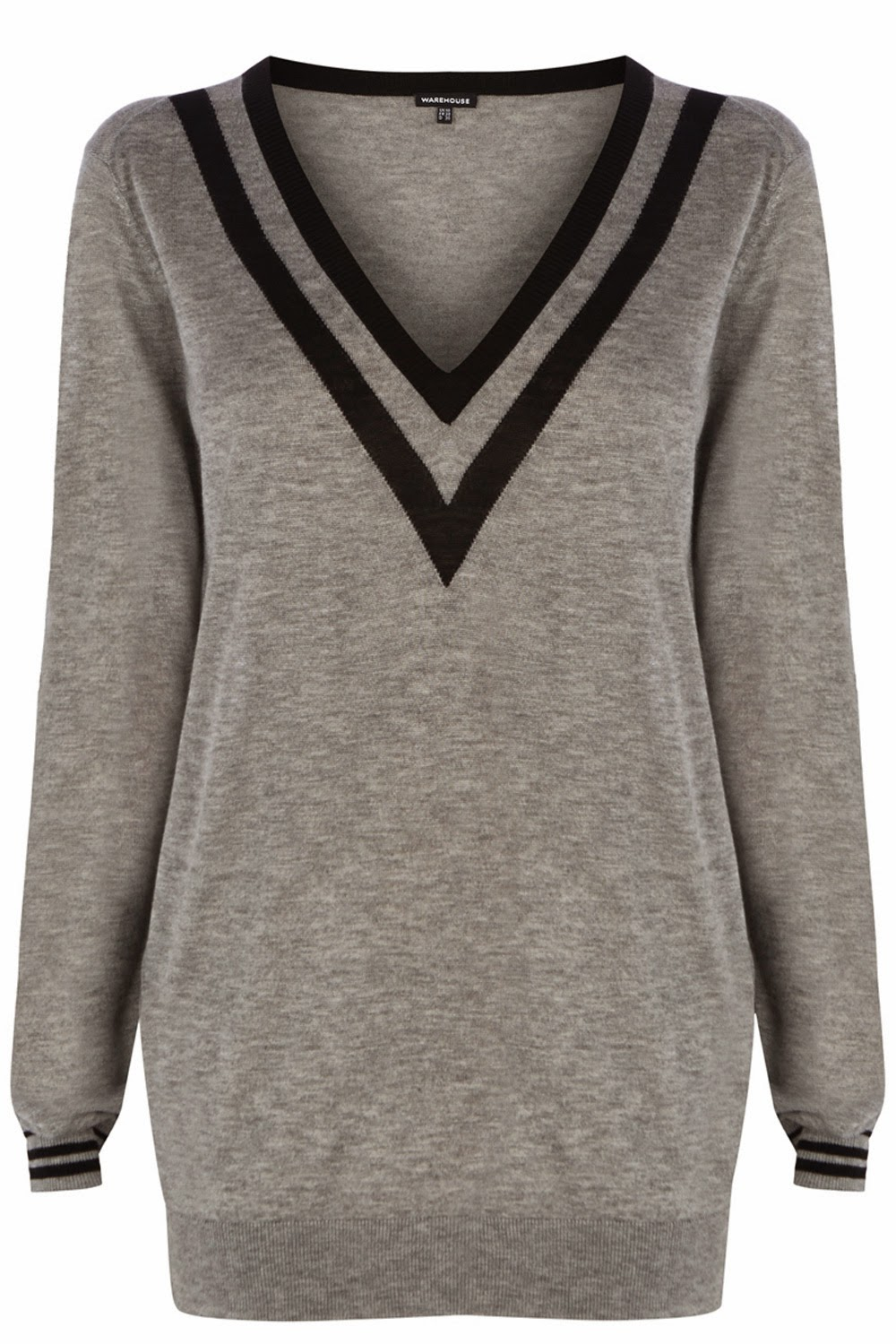 grey cricket jumper
