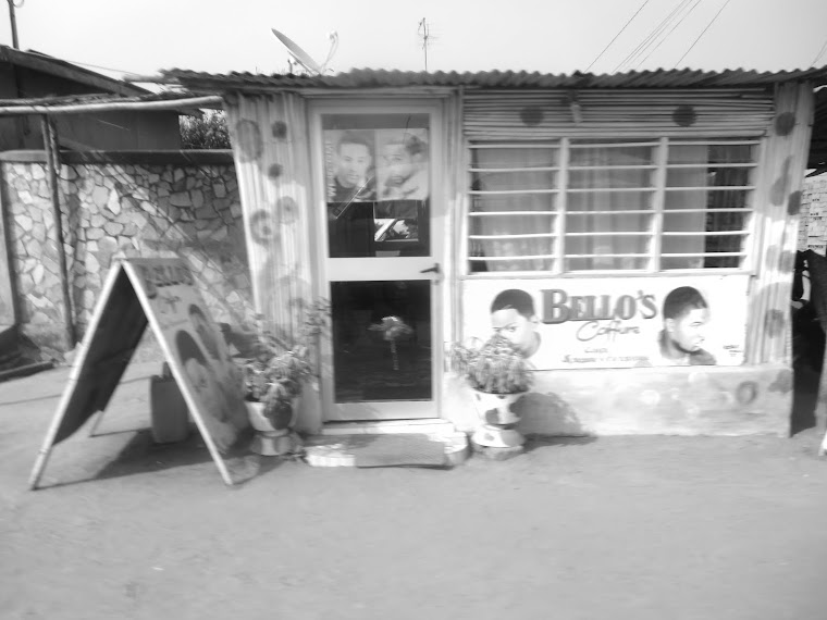 CA- salao bellos - cotonou / Benin